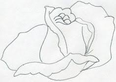 Small Picture how to draw simple How to Draw a Simple Rose Step by Step
