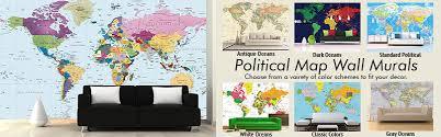 google office usa wallpaper. map wall murals and wallpaper maps google office usa