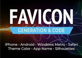 i will create favicon ios android icons more from your logo