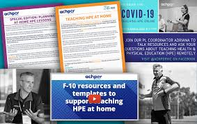 Testing has increased in sydney after a woolworths worker. How Achper Victoria Is Helping Hpe Teachers During Covid 19