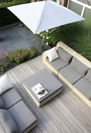 Outdoor Lounging Furniture