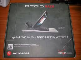 motorola lapdock. some years ago i saw this gadget which found very interesting although a bit extravagant. it is device that was developed by motorola, in order to \ motorola lapdock