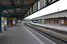 Zwickau (Sachs) Hauptbahnhof