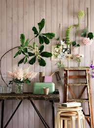 Decorating: Bright And Floral Interior Decor Ideas - DIY Plants