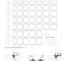 Egress Window Size Chart Standard Window Size Chart Entermed Info