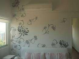 wall designs with paintWall Designs With Paint Gorgeous Of Wall Paint Stencil Designs