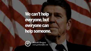Image result for quotes ronald reagan help