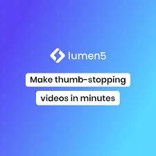 Lumen5 - Video Maker | Create Videos Online in Minutes