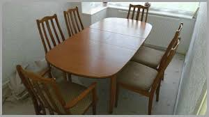 6 dining chairs gumtree lovely dining table and 6 chairs wooden united kingdom of 6 dining