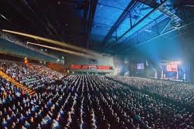 Black Box Seated Picture Of Afas Live Amsterdam