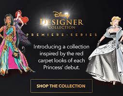 Disney Store New The Disney Designer Premiere Series Milled