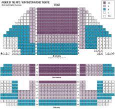 Prices Seating The Lightning Thief Huntington Theatre