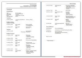 Lebenslauf Kostenlose Vorlagen Und Hilfreiche Infos