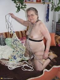 Oldest grannys in bondage