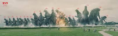 Godzilla Size Chart Godzilla Size Chart Album On Imgur