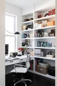 an affordable black and white and modern home decor renovation office