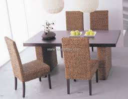 rattan dining room chair