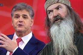 Image result for hannity duck dynasty images