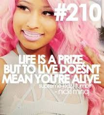 Nicki Minaj Beauty Quotes Best Of Nicki Minaj Quotes About Beauty
