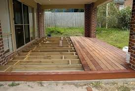 building a raised deck how to build a raised deck over concrete building a floating deck building a raised deck