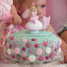 Coolest Fairy Birthday Cake