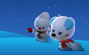 Cute Cartoon Puppy Hintergrundbilders ...