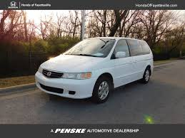 2003 Used Honda Odyssey 5dr EX at Toyota of Fayetteville Serving ...