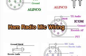about mic wiring Heil Heat Pump Wiring Schematics Heil Microphone Wiring Diagram #37