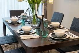 Dining Room Table Settings 27 Modern Dining Table Setting Ideas Best  Pictures