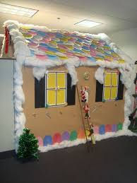 christmas office theme. google image result for httpss3amazonawscomluuux christmas cubicle decorationsoffice office theme