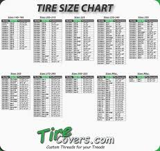 Motorcycle Tire Tube Size Chart 50 Valid Motorcycle Tire Dimensions