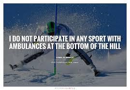 Skiing Quotes Classy 488 Ski Quotes 48 QuotePrism