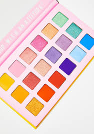 rude cosmetics wver forever eyeshadow palette