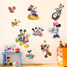 kids bedroom removable wall sticker decoration