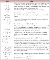 solving exponential equations with odd