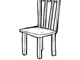 chair clipart black and white.  And Clipart Chair Black And White Throughout Chair Clipart Black And White C