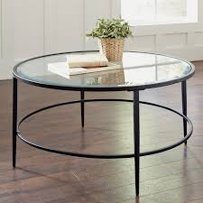 40 best collection of round rattan coffee table with glass top wayfair