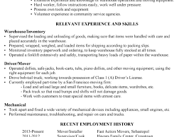 breakupus splendid auditor resume inspiring resume breakupus fascinating resume sample warehouse worker driver lovely need a resume guide and picturesque example