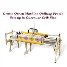 Grace Little Gracie II Quilt Frame Carriage Upgrade $139.95 - FREE ... & Grace Gracie Queen Machine Quilting Frame Adamdwight.com