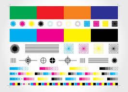 Cmyk Color Value Chart Cmyk Chart Vector Art Graphics Freevector Com