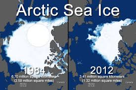 Image result for global warming ice caps