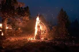 Bootleg Fire ...