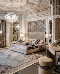 Luxury Interior Design Bedroom Neoclassical And Art Deco Features In Two Luxurious Interiors