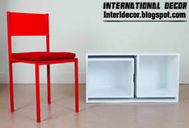 Creative space saving furniture Table Chairs Creative Space Saving Furniture Creative Kids Shelves Turn Into Table And Chairs Interior Design 2015 Trends Creative Space Saving Furniture Kids Shelves Table Chairs