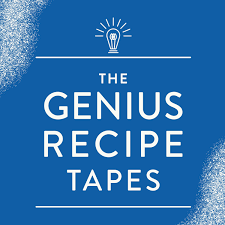 The Genius Recipe Tapes