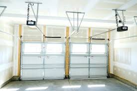 how much to install a garage door opener how much to install garage doors cost of