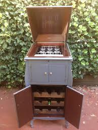Repurposed Repurposed Antique Radio Wine Rack By Upcycledrecreations On Etsy