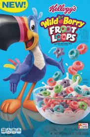 kellogg s wild berry froot loops cereal kellogg s