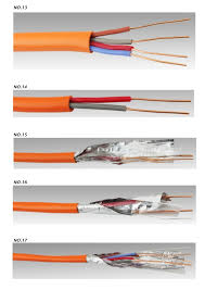 Image result for fire alarm cable