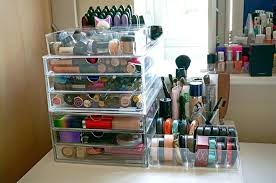 makeup storage drawers makeup storage drawers plastic makeup storage drawers wood